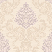 Callaway Cottage CT0889 Silky Damask Wallpaper