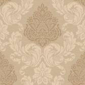 Callaway Cottage CT0890 Silky Damask Wallpaper