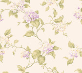Callaway Cottage CT0905 Hydrangia Sidewall Wallpaper