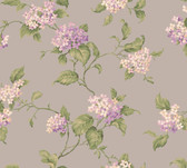 Callaway Cottage CT0906 Hydrangia Sidewall Wallpaper