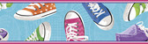 ROOM TO GROW BS5364BD SNEAKERS BORDER