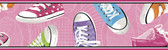 ROOM TO GROW BS5365BD SNEAKERS BORDER
