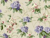 Casabella II BA4542 Rhododendron Floral Wallpaper