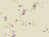 Casabella II BA4562 Blossom Trail Wallpaper