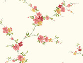Casabella II BA4563 Blossom Trail Wallpaper