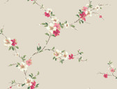 Casabella II BA4565 Blossom Trail Wallpaper