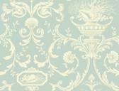 Casabella II BA4598 Neoclassic Shells Wallpaper