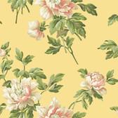 Casabella II BA4614 Document Floral Wallpaper