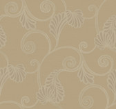 Elements RL1129 Earthy Scroll Wallpaper