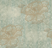 Elements RL1138 Opal Wallpaper