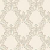 Arlington EL3949 2 Color Trellis Wallpaper