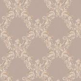 Arlington EL3950 2 Color Trellis Wallpaper