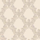 Arlington EL3951 2 Color Trellis Wallpaper