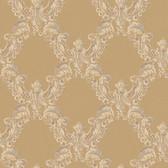 Arlington EL3953 2 Color Trellis Wallpaper