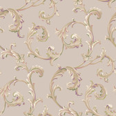 Arlington EL3964 Scroll Wallpaper