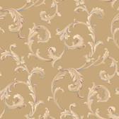 Arlington EL3968 Scroll Wallpaper