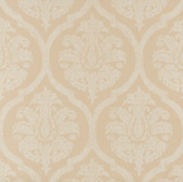 Weathered Finishes PA130603 Leather Damask Wallpaper