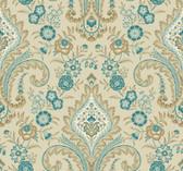 Williamsburg WM2548 Isham Indienne  Wallpaper