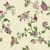 Global Chic GC8709 GRACEFUL GARDEN TRAIL Wallpaper