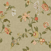 Global Chic GC8712 GRACEFUL GARDEN TRAIL Wallpaper