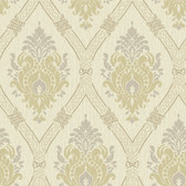 Global Chic GC8732 DRESSED UP DAMASK Wallpaper
