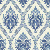 Global Chic GC8735 DRESSED UP DAMASK Wallpaper