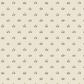 Norwall FK34406 Tulips mini print of small, simple flowers