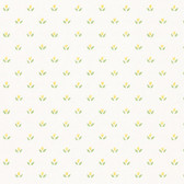 Norwall FK26950 Tulips mini print of small, simple flowers
