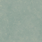 Chesapeake BYR10069 Marcus Blue Mediterranean Patina Texture Wallpaper