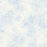 Chesapeake BYR257020 Vessa Blue Scroll Texture Wallpaper