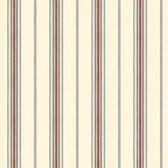 Chesapeake BYR491011 Camp Red Cabin Stripe Wallpaper