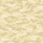 Chesapeake BYR95553 Sarge Cream Camouflage Wallpaper