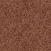 Chesapeake FFR66342 Red Country Damask