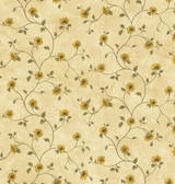 Chesapeake FFR93166 Beige Sunflower Trail