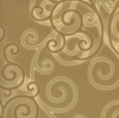 HMY57504 Harmony Cinnamon Geo Base Wallpaper