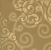Harmony Cinnamon Geo Base Wallpaper HMY57504