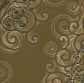 HMY57515 Harmony Moss Geo Medallion Wallpaper