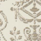 HMY57542 Harmony Linen Rossy Wallpaper