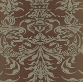 HMY57567 Harmony Burgundy Atlantis Wallpaper