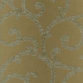 Harmony Cedar Davino Scroll Wallpaper HMY57604
