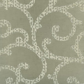 HMY57607 Harmony Moss Davino Scroll Wallpaper