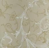 HMY57652 Harmony Stone Swirl Wallpaper
