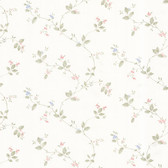 Dollhouse VIII 487-68823 Veronica Peach Trail wallpaper