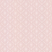 Dollhouse VIII 487-68837 Bella Pink Damask wallpaper