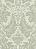 Echo Design 566-43949 Lopeka Light Grey Modern Damask wallpaper