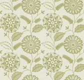Echo Design 566-43957 Resort Beige Modern Floral wallpaper