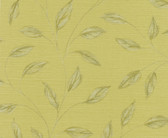 Echo Design 566-43989 Elspeth Beige Metallic Leaf wallpaper