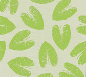 Echo Design 566-44512 Lolani Light Green Banana Leaf wallpaper