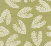 Echo Design 566-44515 Lolani Khaki Banana Leaf wallpaper
