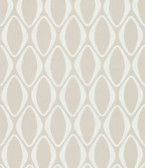 566-44906 Eclipse Cream Diamond Geometric wallpaper